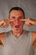 Gesichtsyoga Übung: Wangenlifter