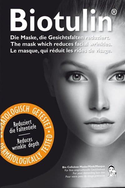 Biotulin Anti-Aging Hautpflege reduziert Falten