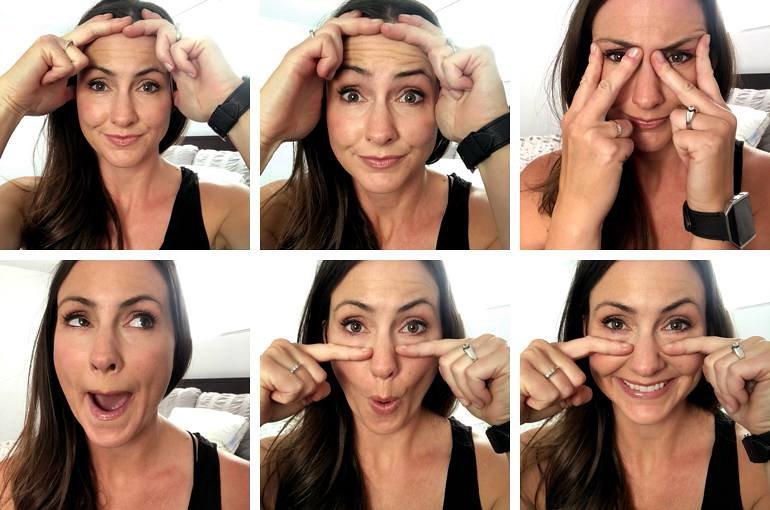 Was ist Face Yoga - und solltest du es ausprobieren?
