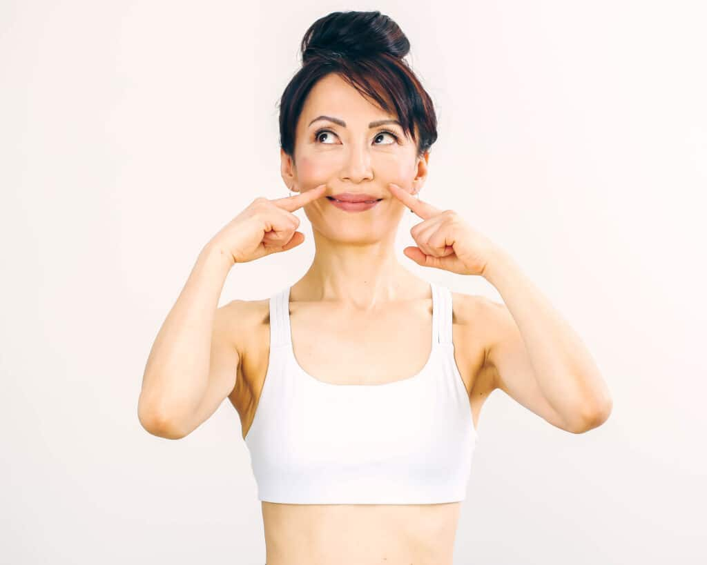 Kann man eine Nasolabialfalte mit Botox unterspritzen?